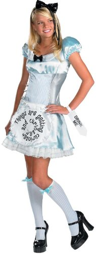 Disguise Inc – Alice in Wonderland Alice Adult Costume