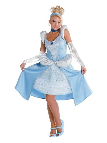 Disguise Unisex – Child Sassy Prestige Cinderella Costume