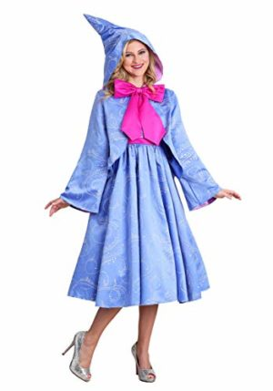 Disney-Cinderella-Fairy-Godmother-Womens-Costume-0