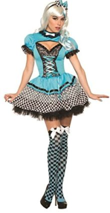 Faerynicethings-Adult-Size-Alice-in-Wonderland-Costume-fits-up-to-Size-12-0