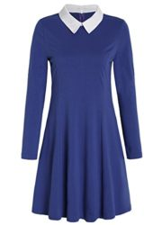 JustinCostume-Womens-Peter-Pan-Collar-Dress-Halloween-Costume-XS-Blue-0