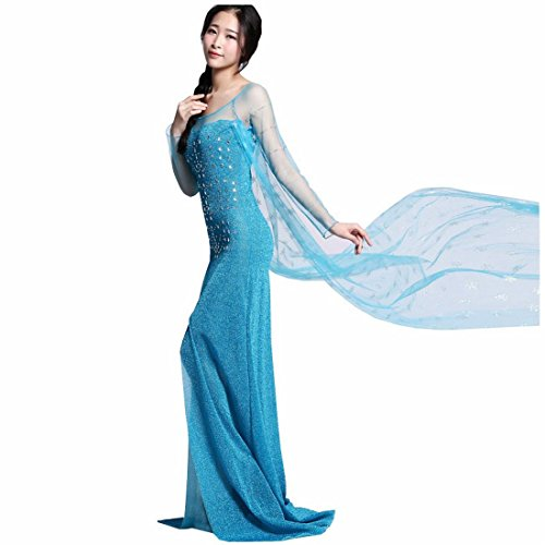LTFT-Womens-Elegant-Bling-Princess-Dress-Snow-Queen-Elsa-Cosplay-Costume-Cocktail-Gowns-0-0