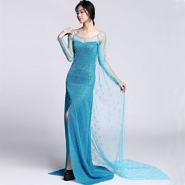 LTFT-Womens-Elegant-Bling-Princess-Dress-Snow-Queen-Elsa-Cosplay-Costume-Cocktail-Gowns-0-2