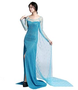 LTFT-Womens-Elegant-Bling-Princess-Dress-Snow-Queen-Elsa-Cosplay-Costume-Cocktail-Gowns-0