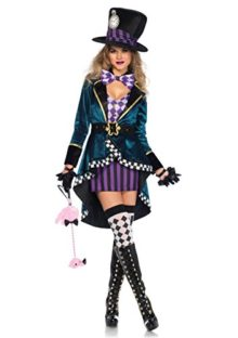 Leg-Avenue-Womens-Delightful-Hatter-Costume-0