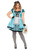 Leg-Avenue-Womens-Plus-Size-Looking-Glass-Alice-Costume-BlueBlack-1X-0