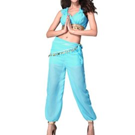 Quesera-Womens-Princess-Jasmine-Costume-Adult-Aladdin-Belly-Dance-Stage-Costume-0-0