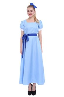 ROLECOS-Womens-Princess-Dress-Light-Blue-Maxi-Dresses-Halloween-Cosplay-Costume-0