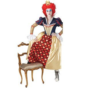 Rubies-Official-Ladies-Alice-In-Wonderland-Red-Queen-Adult-Costume-Medium-0