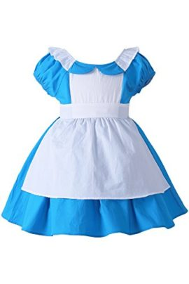 Sidnor-Alice-in-Wonderland-MovieFilm-Blue-Cosplay-Costume-Outfit-Suit-Maid-Dress-Apron-0-3