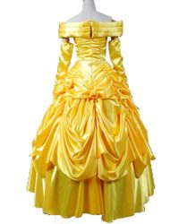 Sidnor-Beauty-and-the-Beast-Princess-Belle-Evening-Gown-Dress-Cosplay-Costume-0-1
