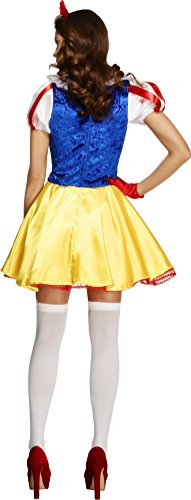 Smiffys-Womens-Fever-Fairy-tale-Costume-Dress-Attached-Underskirt-Headband-and-Choker-Once-Upon-a-Time-Fever-Size-6-8-30195-0-1