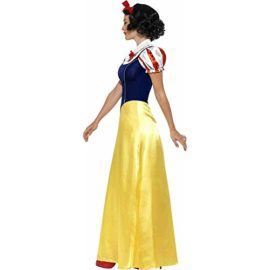 Smiffys-Womens-Princess-Snow-Costume-0-0