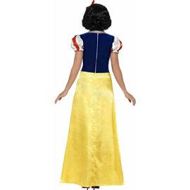 Smiffys-Womens-Princess-Snow-Costume-0-1