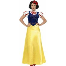 Smiffys-Womens-Princess-Snow-Costume-0