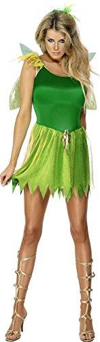 Smiffys-Womens-Woodland-Fairy-Costume-0-0