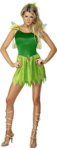 Smiffy's Women's Woodland Fairy Costume