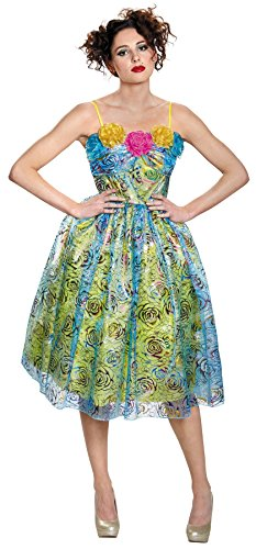 UHC-Disney-Cinderella-Movie-Outfit-Deluxe-Drisella-Wicked-Stepsister-Costume-M-8-10-0
