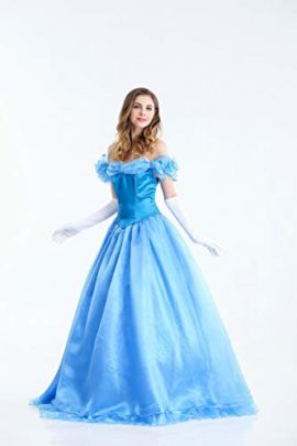 Womens-Halloween-Cinderella-Princess-Dress-Cosplay-Party-Costume-Performance-Dresses-0-2