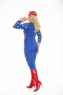 Zabeanco-Womans-Patriotic-American-Super-Hero-Role-Playing-Costume-0-0