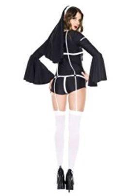 4-PC-Ladies-Disrespected-Mother-Superior-Romper-Costume-Set-0-0