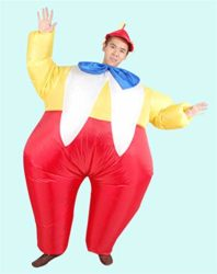 ACE-SHOCK-Inflatable-Clown-Costume-Unisex-Adults-Funny-Halloween-Cosplay-Bodysuit-Blow-up-Costume-0-1