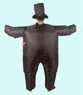 ACE-SHOCK-Inflatable-Magician-Costume-Unisex-Adults-Funny-Halloween-Cosplay-Bodysuit-Blow-up-Costume-0-0