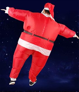 ACE-SHOCK-Inflatable-Santa-Claus-Costume-Unisex-Adults-Father-Christmas-Cosplay-Bodysuit-Blow-up-Costume-0-0