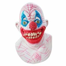AFfeco-Natural-Latex-Halloween-Fun-Clown-Mask-Horror-Ghost-Head-Cover-Scary-Tools-0