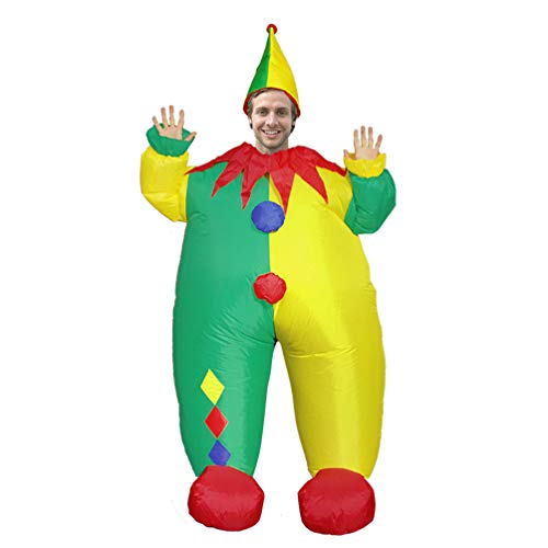 Adult-Clown-Inflatable-Costume-Halloween-Carnival-Giant-Hilarious-Cosplay-Toy-Welcome-Prop-0-2