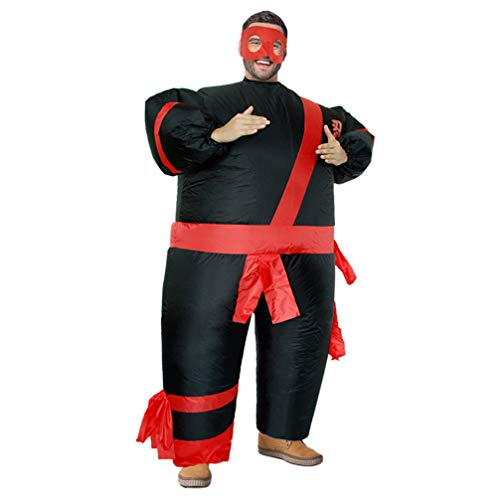 Adult-Cosplay-Samurai-Inflatable-Costumes-Big-Fat-Sumo-Wrestler-Funny-Party-Props-0