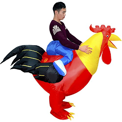 Adult-Inflatable-Costume-Rooster-Chicken-Big-Cock-Blow-Up-Funny-Animal-Cosplay-Suit-0-3