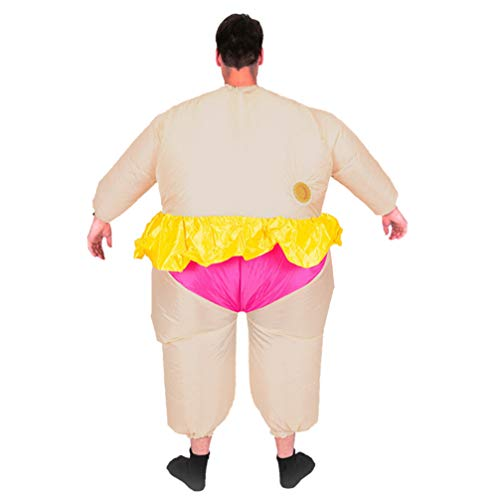 Adults-Ballet-Dancer-Inflatable-Costume-Carnival-Funny-Party-Giant-Cosplay-Costumes-0-0