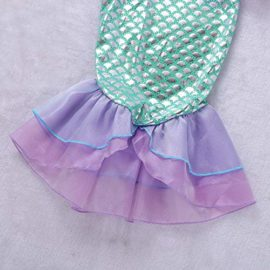 Agoky-Girls-Kids-Little-Mermaid-Princess-Party-Dress-Fairy-Tales-Costume-Cosplay-Fancy-Dress-0-3