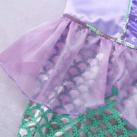Agoky-Girls-Kids-Little-Mermaid-Princess-Party-Dress-Fairy-Tales-Costume-Cosplay-Fancy-Dress-0-4