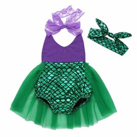 Alvivi-Toddler-Baby-Girl-Mermaid-Costume-Lace-Straps-Halter-Romper-with-Headband-Outfit-0
