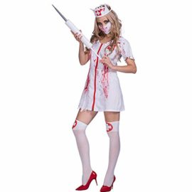 Amazingdeal-Halloween-Nurse-Costume-Bloody-Masquerade-Women-Adult-Party-Cosplay-Dress-0