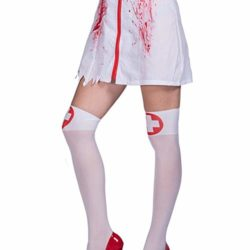 Amazingdeal-Halloween-Nurse-Costume-Bloody-Masquerade-Women-Adult-Party-Cosplay-Dress-0-6