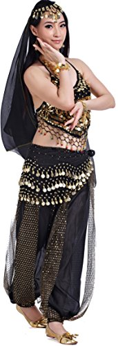 Belly-Dance-Halloween-Carnival-India-Dance-Costume-Outfit-Accessories-Set-for-Women-12-Cute-Color-0-3