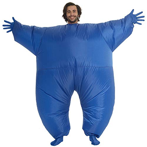 Blue-Light-Up-MegaMorph-Inflatable-Costumes-Adult-Halloween-Fancy-Dress-Funny-Scary-0-1
