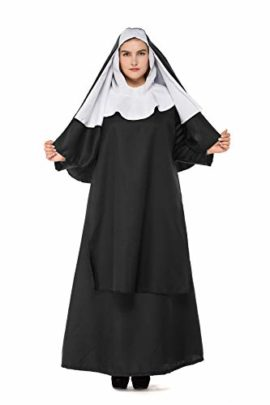 Boleyn-Womens-Classic-Nun-Costume-Halloween-Dress-Cosplay-Plus-Size-0-2