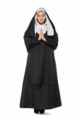 Boleyn-Womens-Classic-Nun-Costume-Halloween-Dress-Cosplay-Plus-Size-0