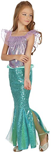 Bristol Novelty Mermaid Dress Girls S M L