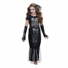 CHASING-FIREFLIES-Skeleton-Mermaid-Costume-for-Girls-0