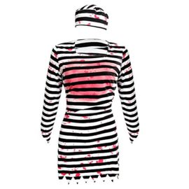 CHNS-Women-Halloween-Horror-Zombie-Bloody-Clothes-Prisoners-Cosplay-Costume-Dress-0-3