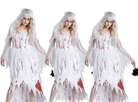 COMVIP-Halloween-Bloody-Ghost-Bride-Cosplay-Dress-Costume-White-0-0