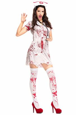 COSMOVIE-Horror-Halloween-Costumes-for-Women-Bloody-Nurse-Dresses-Cosplay-Suit-with-Headwear-Stethoscope-0-0