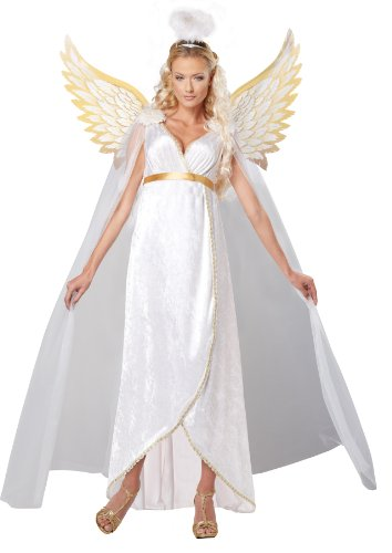 California Costumes Women's Guardian Angel Adult