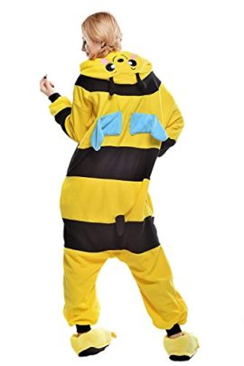 Chic-Adult-Unisex-Bee-Onesie-Pajama-Costume-0-3