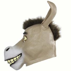 Christmas-Funny-Costume-Party-Animal-Props-Halloween-Comedy-Show-Donkey-Mask-0-3